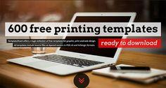 600-printing-templates