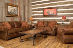 country western room   Country Home Furniture & Decorating Ideas   Living Room Collection