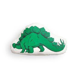 Dinosaur cushion from H&M