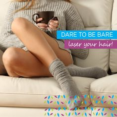 All of our laser hair packages include 6-sessions and we recommend spacing them 6 weeks apart. So if you get started now, you will complete a majority of your treatments by summer, and we all want hair-free skin by bathing suit season! Also, we can't treat areas of the body that are tan, so winter is the perfect time for laser hair removal because you are at your lightest. Book a free consult in Ahwatukee, Gilbert, or Scottsdale and ask us about how you can save 20% OFF your package this…