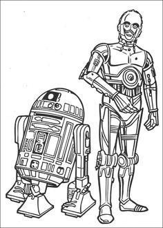 coloriage dessins dessins imprimer et la couleur en ligne star wars 74