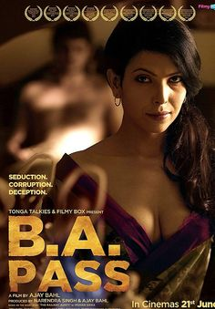 A young small town boy moves to Delhi to stay with his aunt and finish his college. Soon he is seduced by a mysterious married woman known to him as Sarika 'Aunty'. Set amidst the neon-lit by lanes of Delhi's Paharganj unfolds an erotic human drama between the two. A relationship based on lust, lies and deceit is forged.Movie will be released on  2-08-2013.