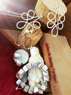 Orecchini e bracciali boho stile....vetrina #sabinanosmokingsibijou
