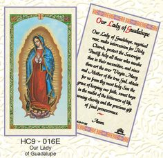 Our Lady of Guadalupe Paper Prayer Card cents each. Sold in packs of 40th Wedding Anniversary Cake, Heart Wedding Cakes, Van Cleef And Arpels Jewelry, Prayers For Healing, Prayer Cards, Catholic Saints, Virgin Mary, Our Lady, Mystic