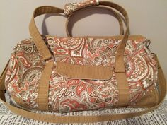 Weekend duffel finished. Craftsy Class