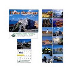 Vistas Hermosas. 2017 Custom Vistas Hermosas Calendars. Vistas Hermosas Countries Of The World Series custom printed promotional Variety 13 month 2017 Calendars. Great gift for Travel Agents and Agencies, Cruise Ships, Gift Shops, and Holidays! New 2014 wholesale Vistas Hermosas Calendars available. Custom Argentina Calendars, Custom Brazil Calendars, Custom Columbia Calendars, Custom Cuba Calendars, Custom Guatemala Calendars, Custom Honduras Calendars, Custom Peru Calendars. Miami, FL