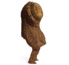 Wearable Soundsuit Sculptures by Nick Cave