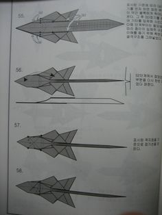 Origami Books, Korea, Korean