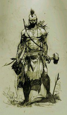 Human Ranger/Humano Ranger