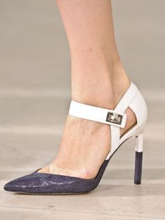 50 of the Best Shoes from the Spring 2013 Runways: Preen by Thornton Bregazzi.