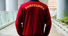 The #Adidas Originals #Barcelona Track Top @EnLawded
