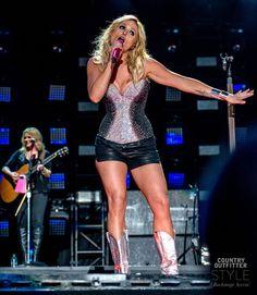 Backstage Access: Miranda Lambert at CMA Music Festival   http://www.countryoutfitter.com/style/miranda-lambert-cma-fest/