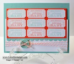 stampin up that's the ticket - Google Search