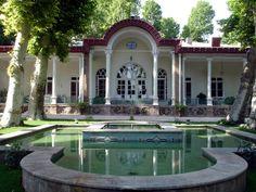 Persian Garden by abdolrashidi
