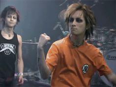 Toshiya and Kaoru, Dir en grey