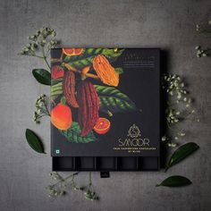 Branding and packaging design development for Smoor True Couverture Chocolates Beer Packaging, Food Packaging Design, Packaging Design Inspiration, Luxury Packaging, Chocolates, Essence Of India, Design Visual, Luxury Chocolate, Chocolate Chocolate