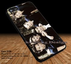Cute Guys in Black iPhone 6s 6 6s  5c 5s Cases Samsung Galaxy s5 s6 Edge  NOTE 5 4 3 #music #1d DOP2137