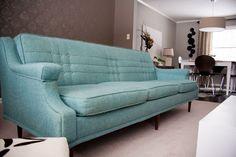 Den kule Rodeo sofaenKjem også som 2,5 seter, lenestol og