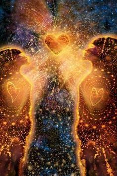 ALL of us are on different journeys, yet at the end of this dimensional life path, we will see the same brilliant light...♥