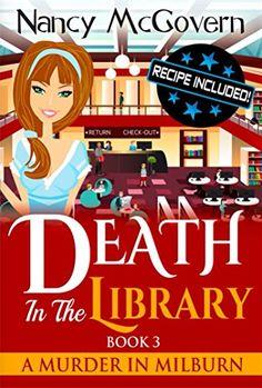 Death In The Library: A Culinary Cozy Mystery With A Deli... https://www.amazon.com/dp/B01H4P2Q8W/ref=cm_sw_r_pi_dp_x_D8rHybJAXFA37