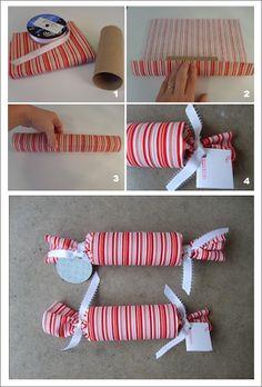 M s de 1000 ideas sobre rollos de papel de cocina en for Casa de navidad cocina con sara