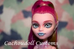 Cachoudoll - Here's a look at the Gigi Grant commission I...