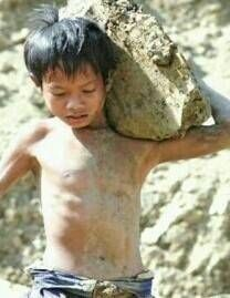Child Labor and human trafficking. Teacher resources, videos and activities. Poor Children, Save The Children, Precious Children, Working With Children, Beautiful Children, Sad Child, Poor Kids, Kids Around The World, People Of The World