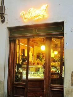 "Florence - Il Gelato Vivoli ""The city's best gelateria, or ice-cream parlor, is Vivoli, near Santa Croce at Via Isola delle Stinche 7.""—David Gardner, proprietor, Baldovino restaurant and Hotel Villa Bordoni, Chianti. Tip: A cup, or tub (coppa), is better value than a cone (cono): Choose from different size tubs and remember you can ask for more than one flavor per tub (try Riso with Lampone)."