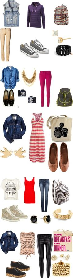 """Back to School outfits."" by glamcartel on Polyvore"