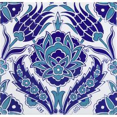 Timur - ścienne płytki ceramiczne z Turcji