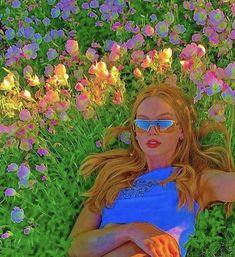 Rainbow Aesthetic, Aesthetic Indie, Summer Aesthetic, Aesthetic Photo, Aesthetic Girl, Aesthetic Pictures, Pelo Indie, Mode Indie, Photographie Indie