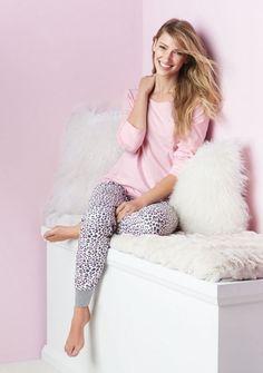 Dream Sleepers® Women's 3-Piece Cotton Pyjama Set Canada Shopping, Cotton Pyjamas, Online Furniture, Pajama Set, 3 Piece, Mattress, Wonderland, Mattresses