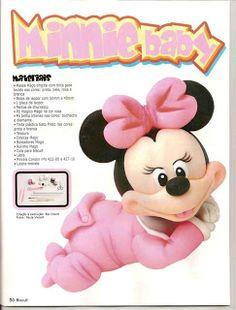 Minnie Baby Tutorial