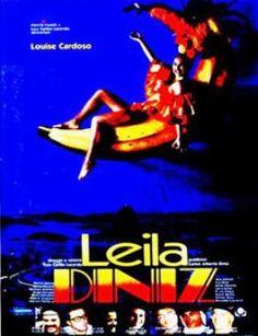 Leila Diniz - Poster / Capa / Cartaz - Oficial 1