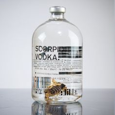 Scorpion Vodka - buy at Firebox.com