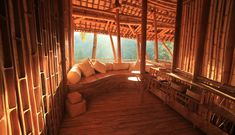 Bali's Environmentally Friendly Modern Bamboo Homes - My Modern Metropolis