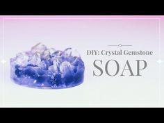 Create Soap That Looks Like Crystals - Gwyl.io