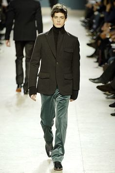 Hermès Fall 2007 Menswear Fashion Show