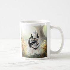 Autumn German Shepherd Pup Mug - home gifts ideas decor special unique custom individual customized individualized
