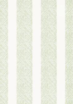Anna French, Striped Wallpaper, Coordinating Fabrics, Timeless Design, Green, Stripes, Scrapbook, Collection, Interior Design