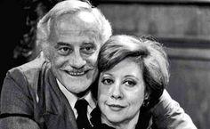 Paulo Autran e Fernanda Montenegro