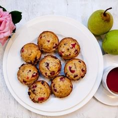 Triple chocolate cranberry muffins adapted from Tate Bake Shop newest cookbook. I'm hosting a contest of Tate's legendary cookies & bars!