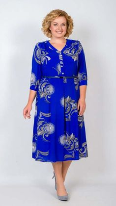 African Print Dresses, African Print Fashion, African Fashion Dresses, Trendy Dresses, Stylish Outfits, Cute Dresses, Midi Dress Plus Size, Plus Size Dresses, Big Size Fashion