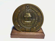 Large Masonic Medallion Grand Lodge of Pennsylvania Grand Lodge, Freemason, Learning Tools, Leather Working, Pennsylvania, Hamilton, Bronze, Personalized Items, Etsy