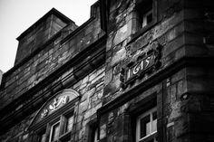 1615 (monochrome) by Steven Peterson on Castle Wall, Edinburgh Castle, Monochrome, Cool Photos, Amazing, Photography, Travel, Voyage, Monochrome Painting