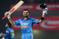 Virat Kohli lead India 5-0 series whitewash http://www.bangalorewishesh.com/sports/403-cricket/36933-virat-kohli-lead-india-5-0-series-whitewash.html  India stand-in Captain Virat Kohli has played outstanding knock of 139 in 126 balls to clinch fifth and final One Day International match against Sri Lanka on Sunday in Ranchi by three wickets