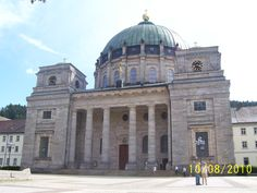 Dom St. Blasien, St. Blasien, Germany built from white marble...beautiful!