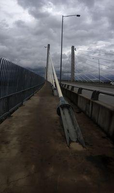 #panorama #photography by Ernie Kasper #bridge #structure