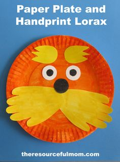 The Lorax Earth Day Activity