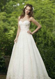 Hochzeitskleid Sincerity 3677